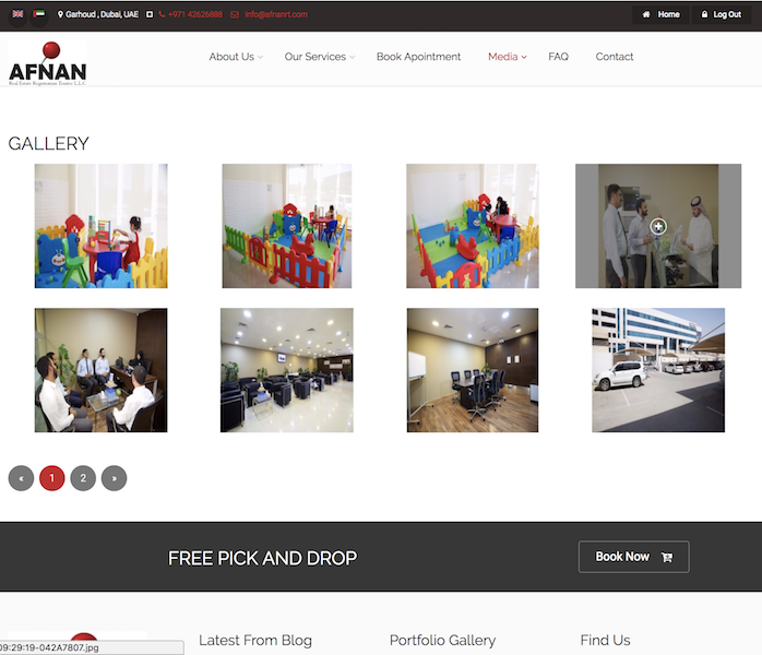 Afnan Real Estate Registration Trustee Gallery